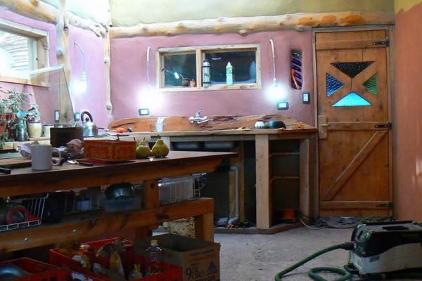 Cocina de la casa (julio 2014)