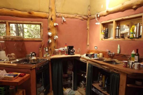 Cocina de la casa (enero 2016)