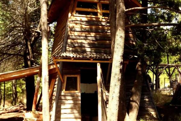 El mangrullo – taller, habitación de arriba (mayo 2015)
